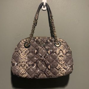 Kate Spade Gold Coast Maryanne in Natural Snake